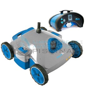Robot electrico Aquabot Junior para piscina privada